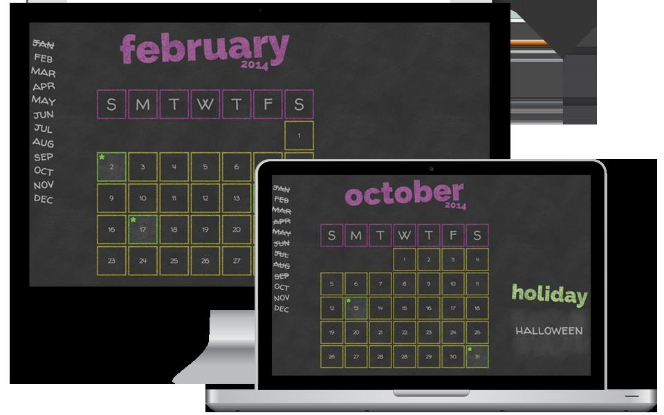HTML Calendar